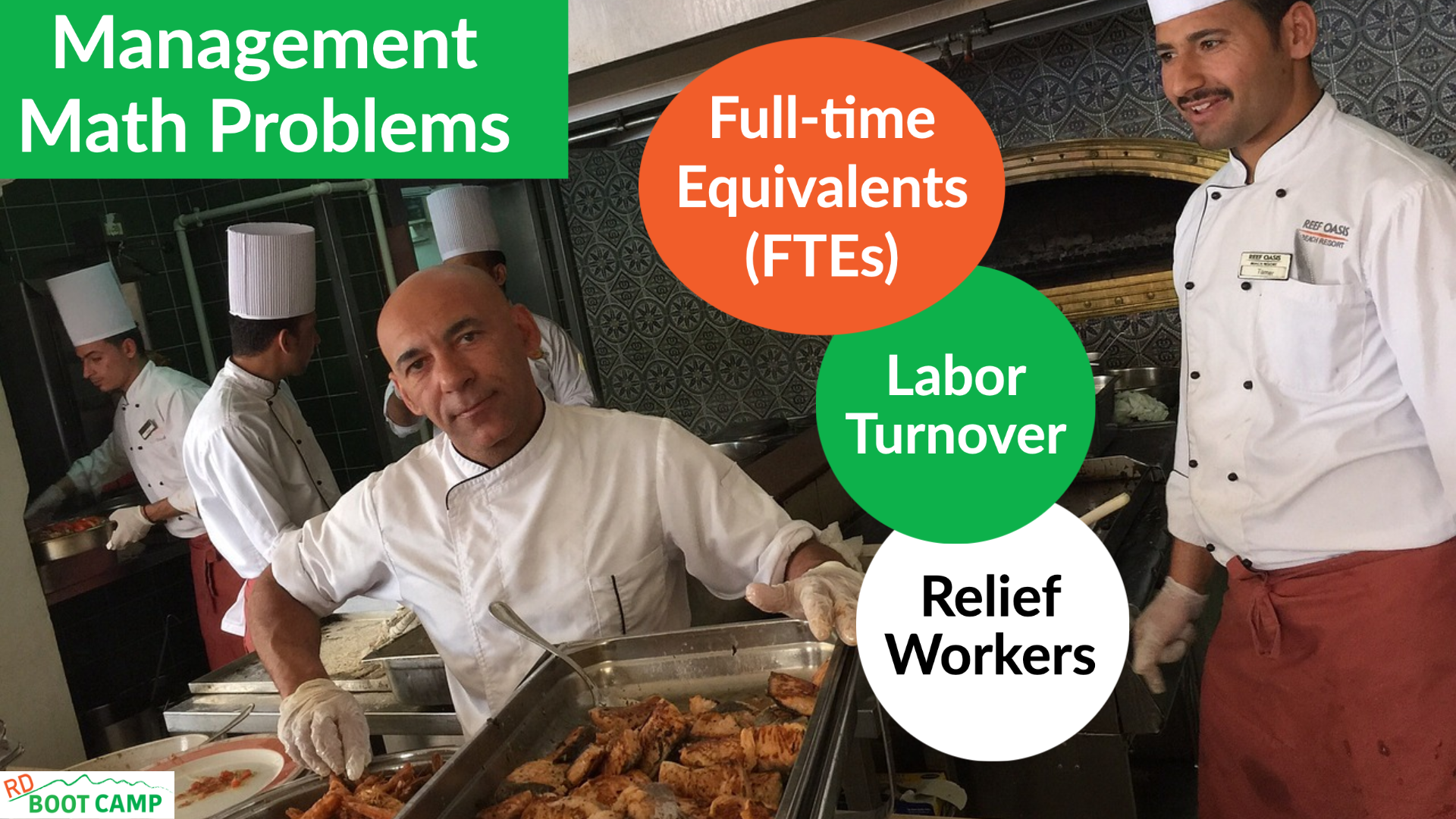 FTEs, Labor Turnover, & Relief Workers class header