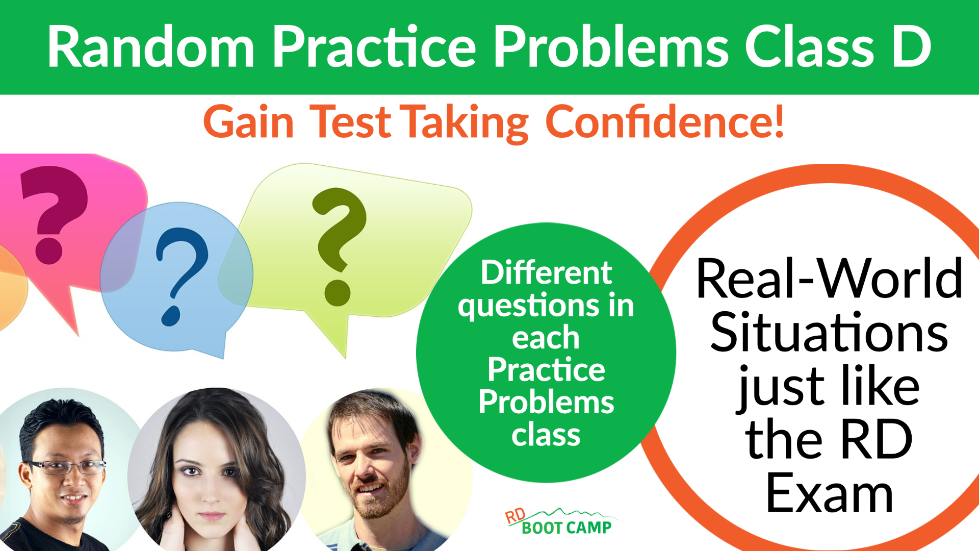 Random Practice Problems D class header
